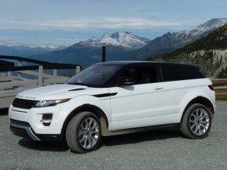 Land Rover Range Rover Evoque Range Rover Evoque Land Rover Range Rover
