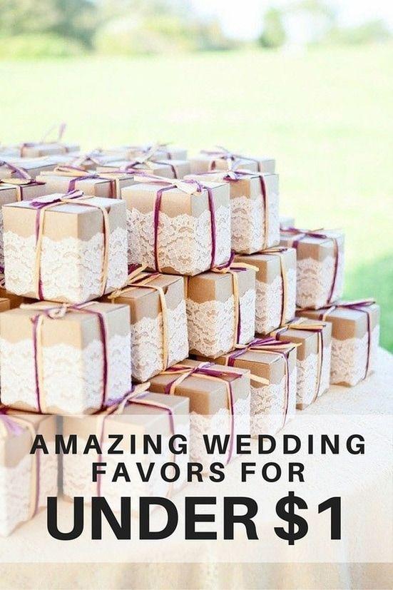 Wedding Favors for Less Than $1 | Future wedding | Pinterest ...