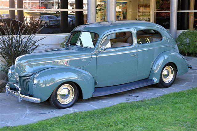 1940 Ford 2 Door Sedan New Cars Used Cars Custom Cars