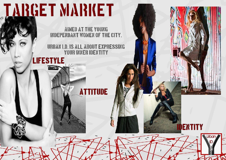 Target Market Ideas For Fashion Classes Pinterest