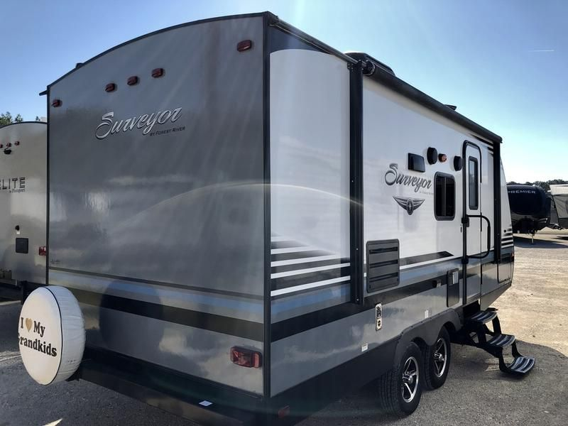 2017 Forest River Surveyor Couples Coach 200mble John S Rv Rv Forest River Recreational Vehicles