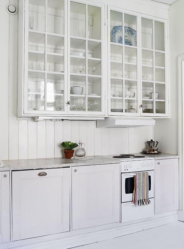 Kitchen Glass Doors Glass Upper Kitchen Cabinets Glass Upper Cabinets Upper Kitchen Cabinets