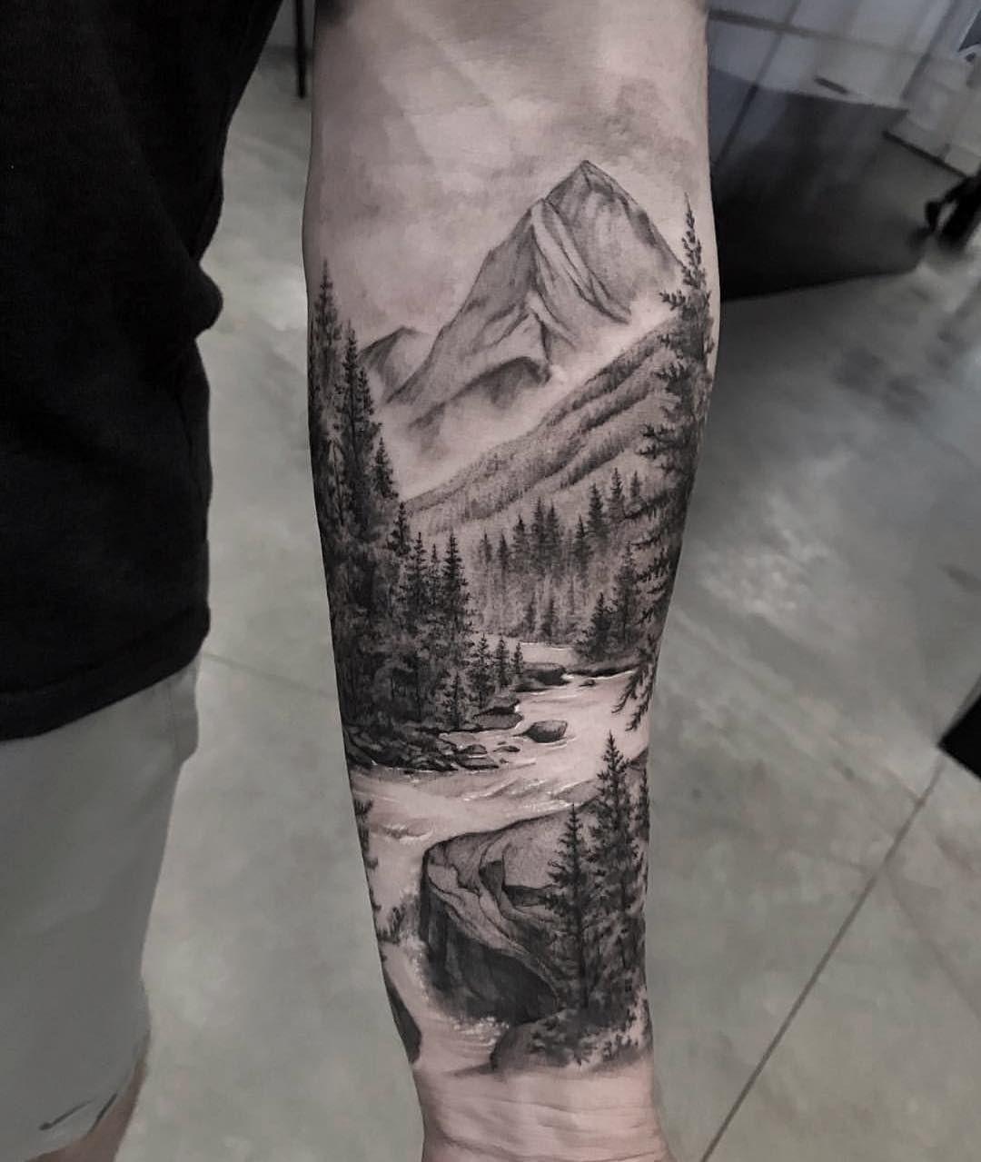37cc927e4 tattoo | Tattoo Ideas | Forearm tattoo design, Cool forearm tattoos ...