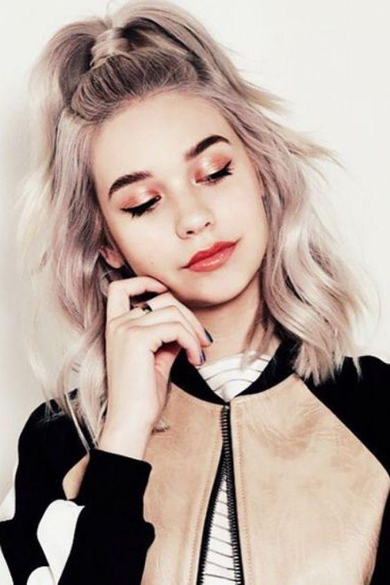 10 Peinados Modernos Que Debes Intentar En El 2018 Mujer De 10