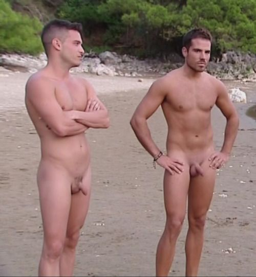 Male Naked In Public 29