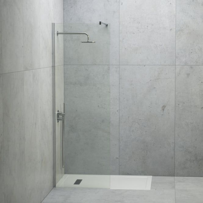 Linear Complete Walk In Shower Enclosure Kit A All Sizes