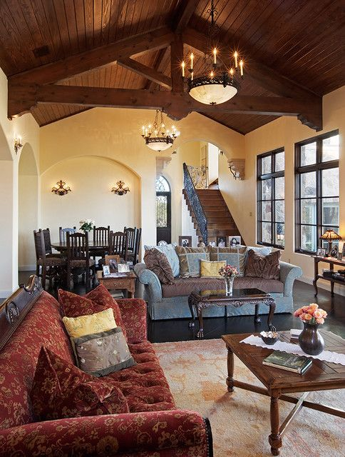 living room spanish