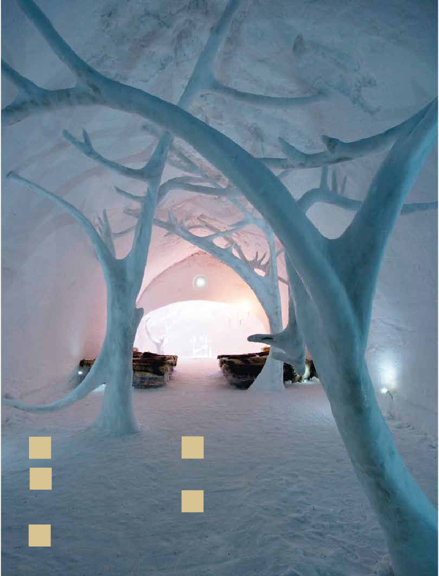 Ice Hotels Sweden And Canada Quebec