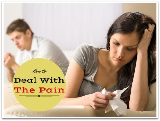 How to deal with the pain of a cheating husband
