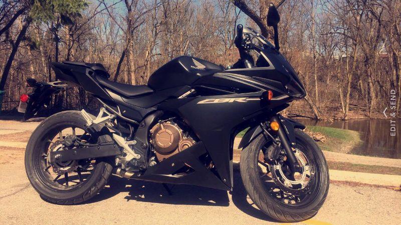 HONDA CBR500R *BRAND NEW* | sport bikes | City of Toronto | Kijiji