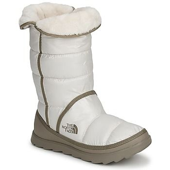 Cute, stylish, and performance all in one! These snow boots by The North Face are awesome, and delivery is free @rubbersole !