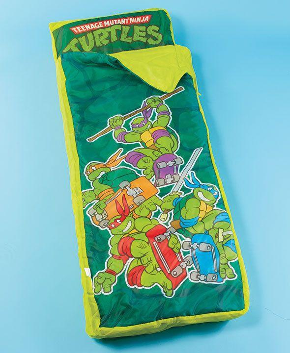 Teenage Mutant Ninja Turtle Sleeping Bags Blow up Air Mattress