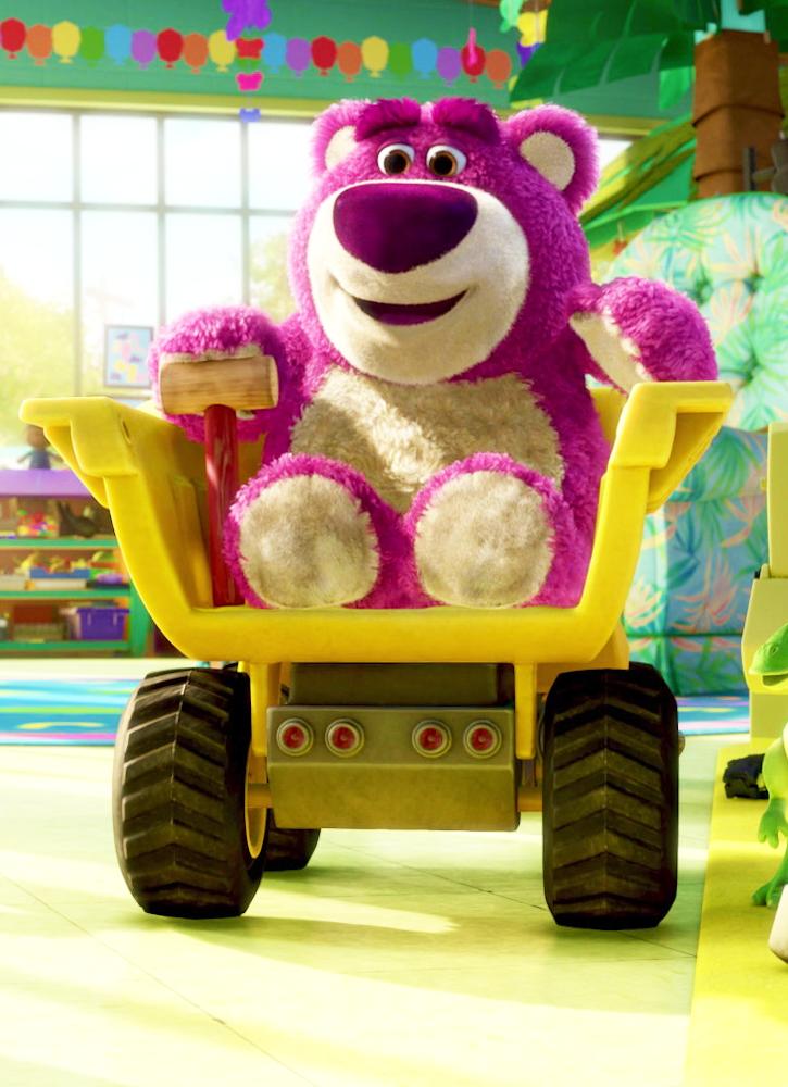 Lotso (LotsO'Huggin' Bear) ディズニーピクサー