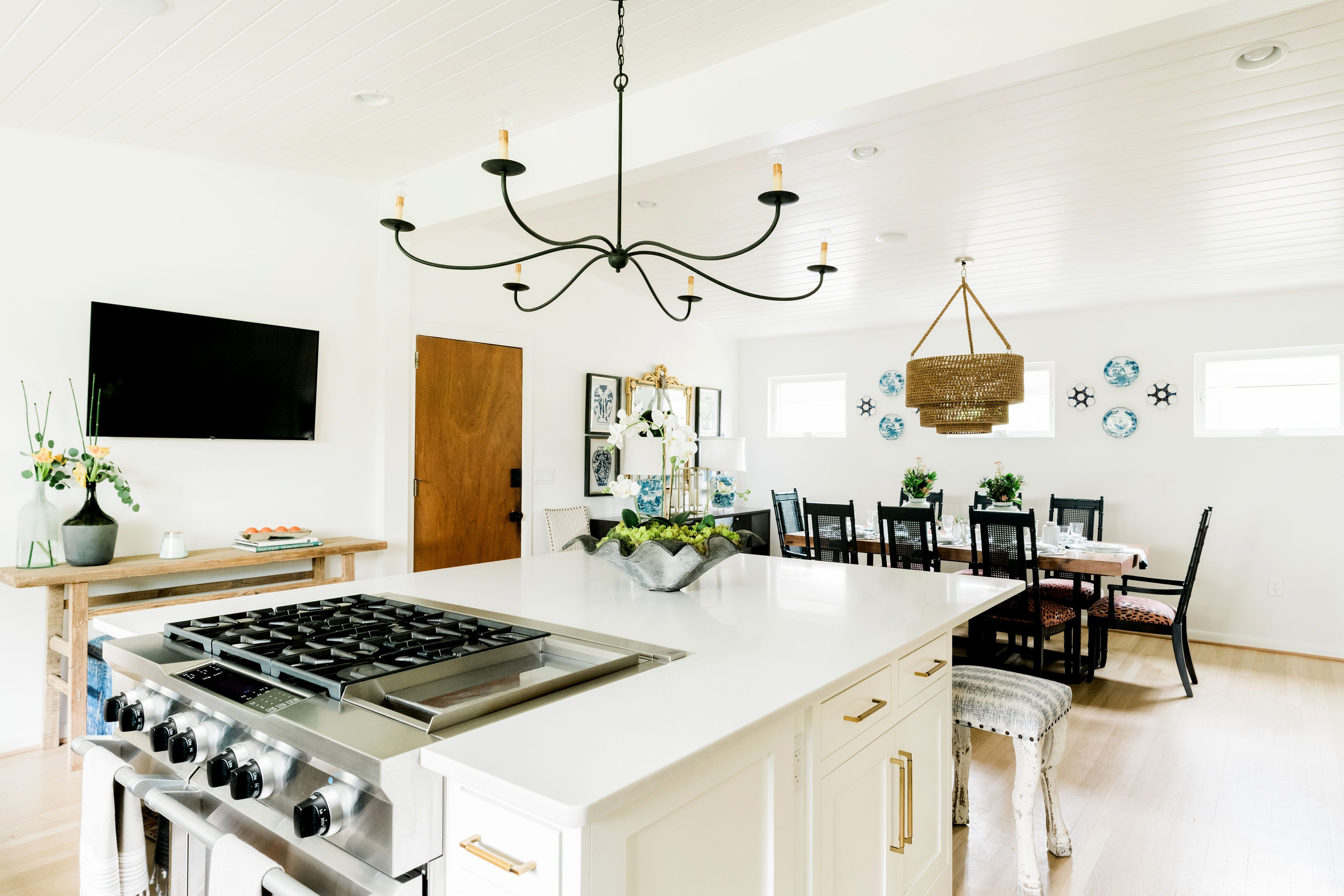 Reveal Dixon Mid Century Ranch House Dressing Kitchen Projects Interior Design Studio