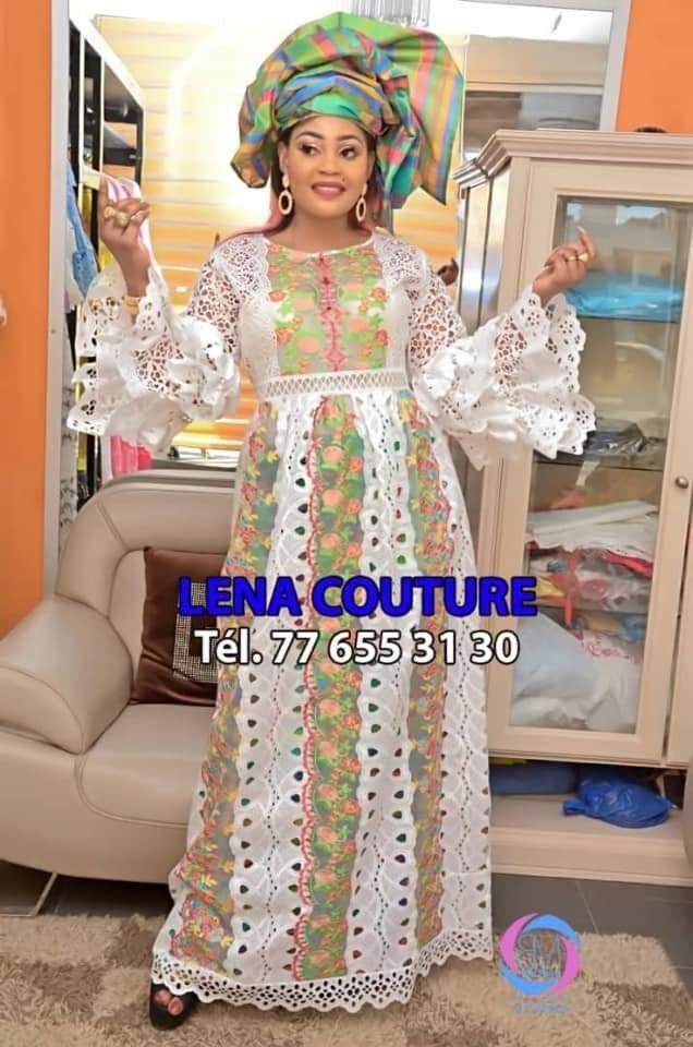 Idée par Merry Loum sur Sénégalaise Mode africaine robe