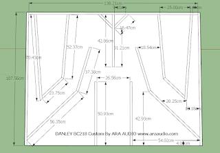 Skema Box Speaker Danley Bc218 Ara Audio Speaker Desain Rangkaian Elektronik