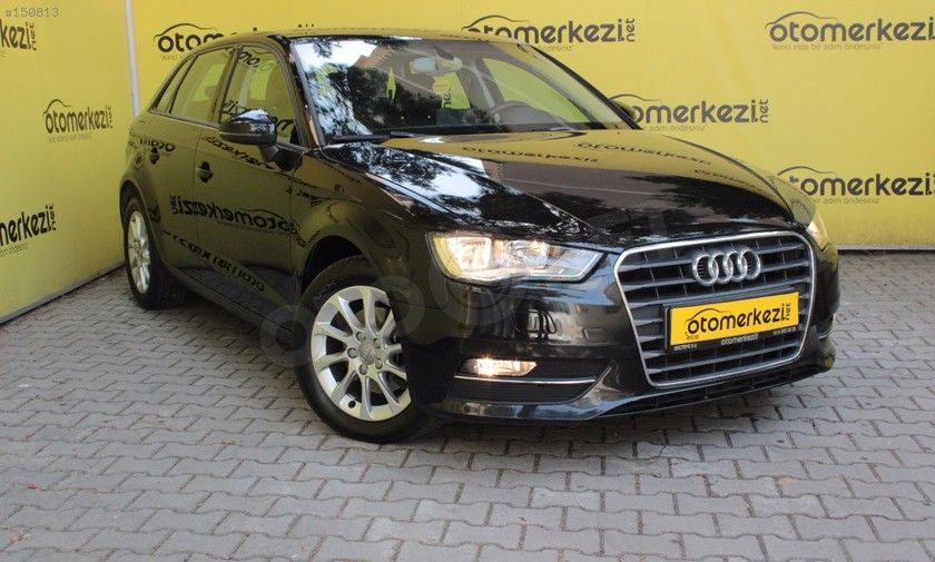 A3 A3 SPORTBACK 1.6 TDI 105 ATTRACTION S TRONIC 2015 Audi A3 A3 SPORTBACK 1.6 TDI 105 ATTRACTION S TRONIC