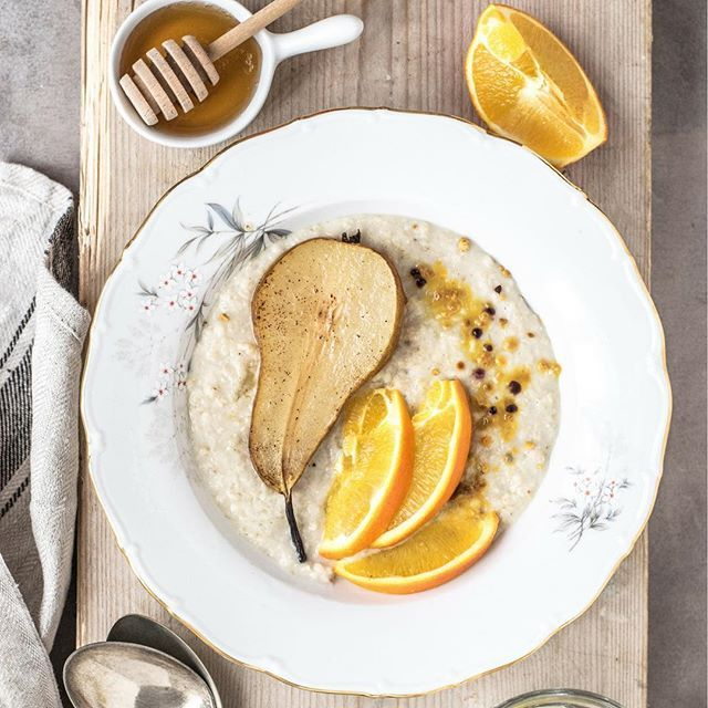 Raw vegan Bircher Muesli such an easy recipe. Soak you ...