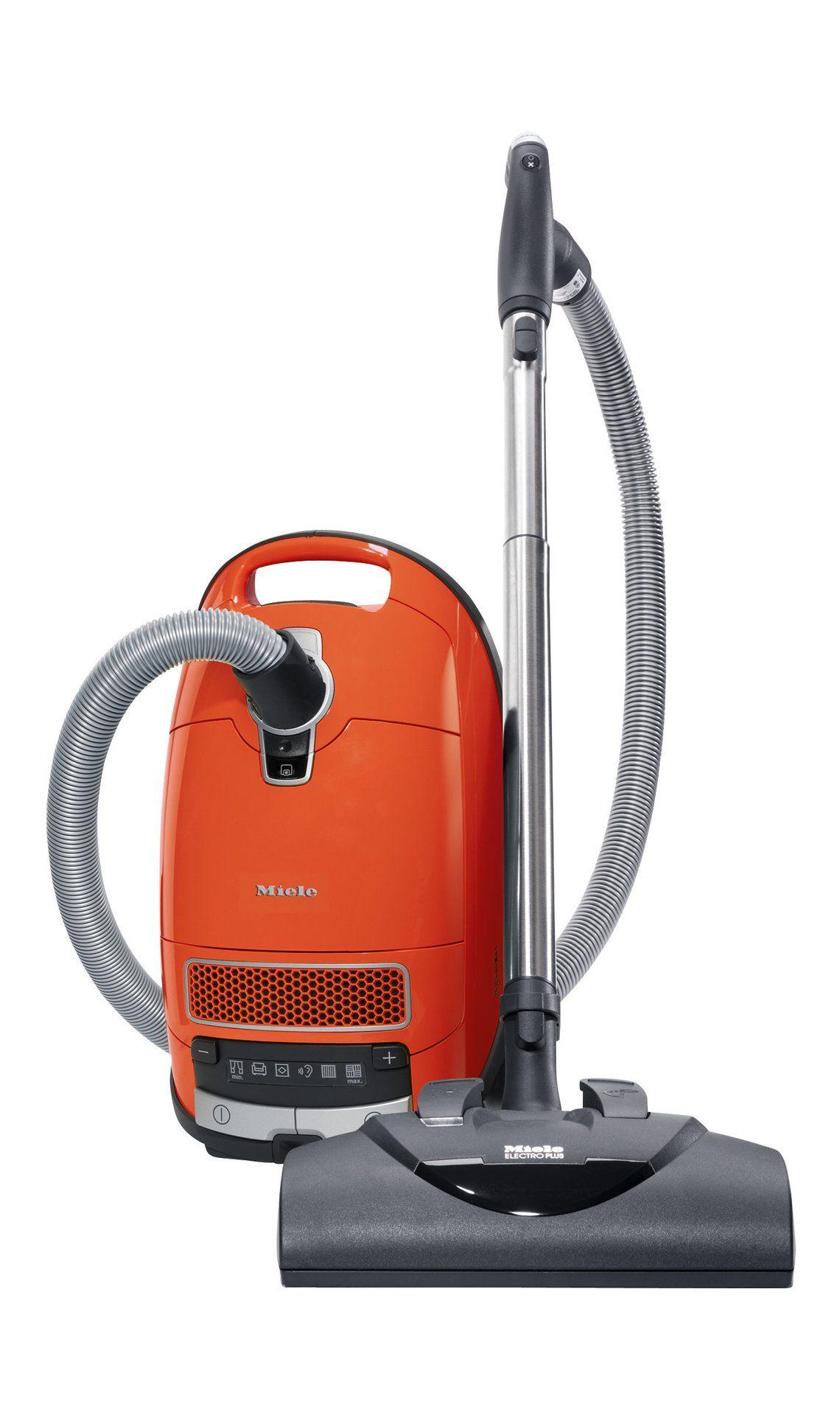 Vacuums, Miele vacuum, Canister vacuum