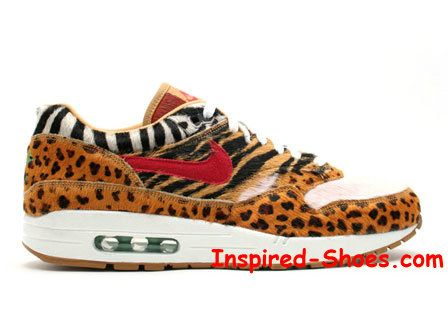 Nike Air Max 1 - Supreme Animal Pack - oh, that they might be fresh again.