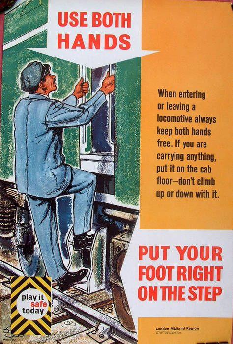 1960/'s British Rail Bournemouth Railway Poster A3 Reprint