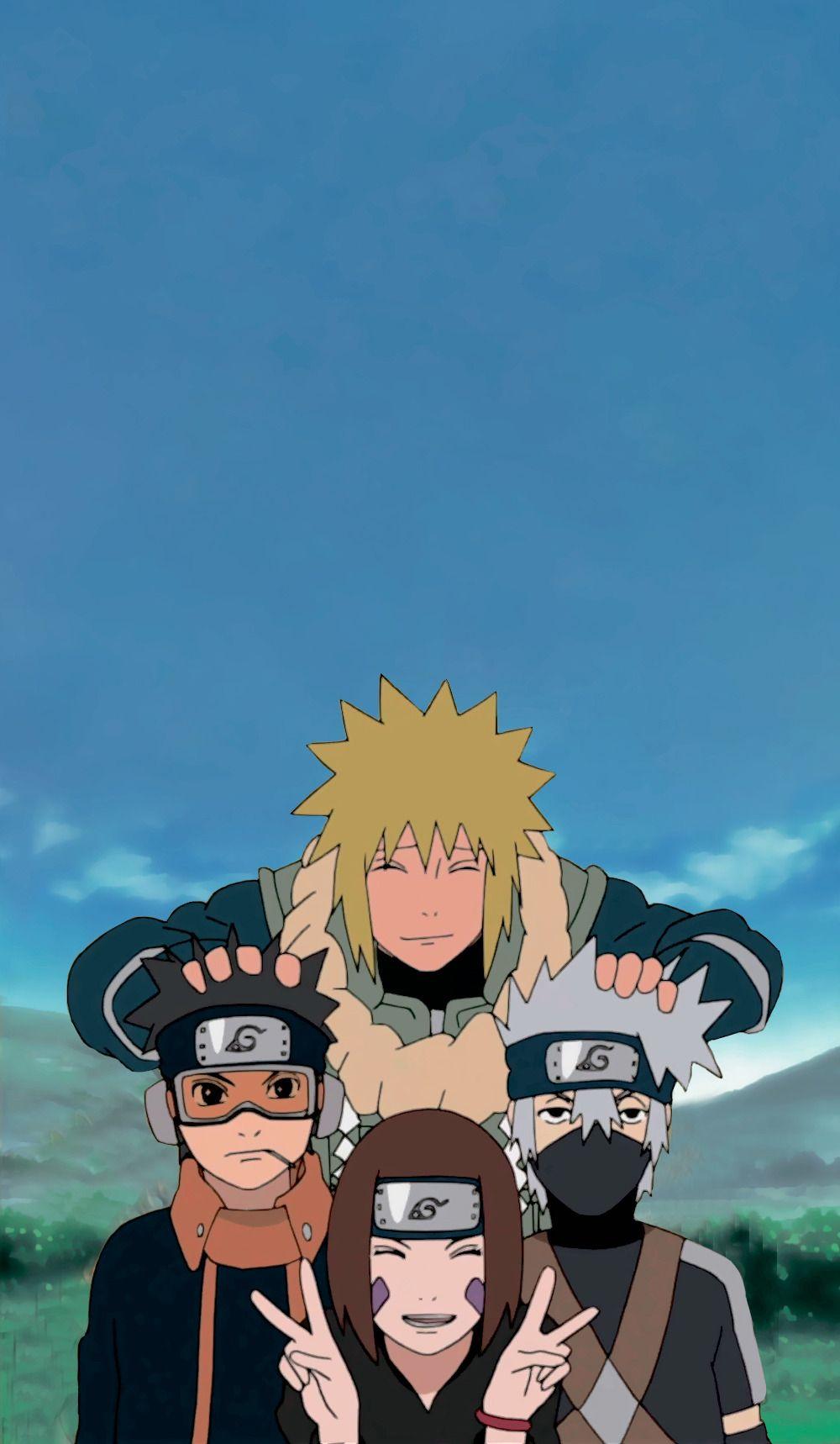 Unduh 6700 Wallpaper Naruto Dan Minato Paling Keren
