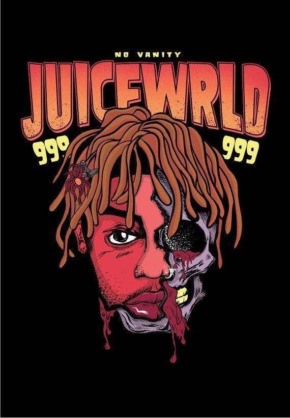 POSTER: Juice WRLD (Rapper) 2019 Music in 2020 | Rapper ...