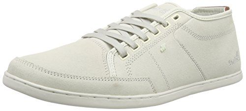 Mens Spencer UG WXD SDE Off WHT/OLV GRN Trainers Boxfresh