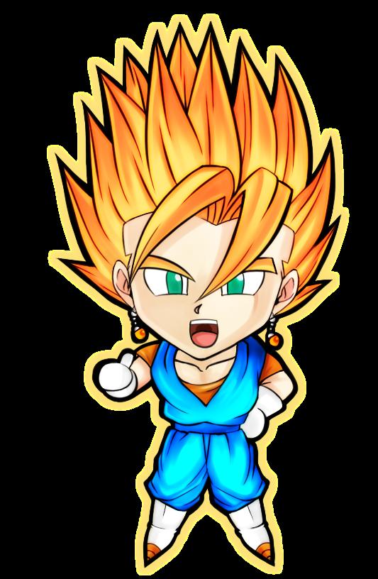 Dragon Ball Z Dragon Ball Gt Chibi Auto Design Tech Con Imagenes Personajes De Dragon Ball Dibujos Chibi