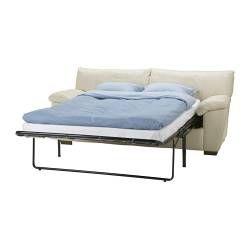 Vreta Sofa Bed Mjuk Black Ikea