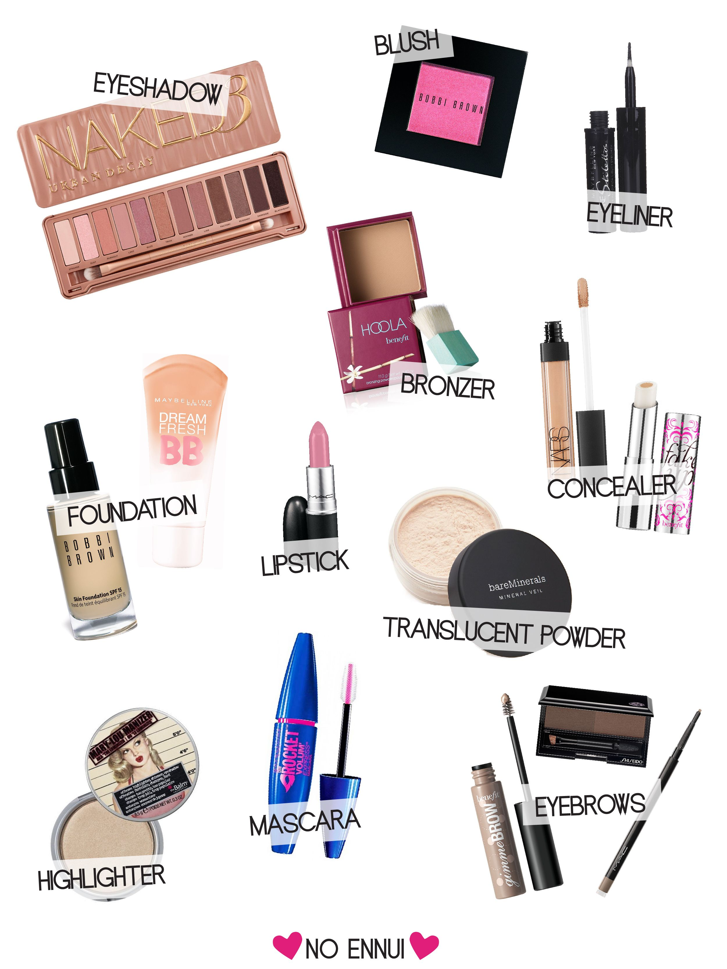 Everyday Summer Makeup Routine Simple Everyday Makeup Makeup Routine Everyday Makeup Routine