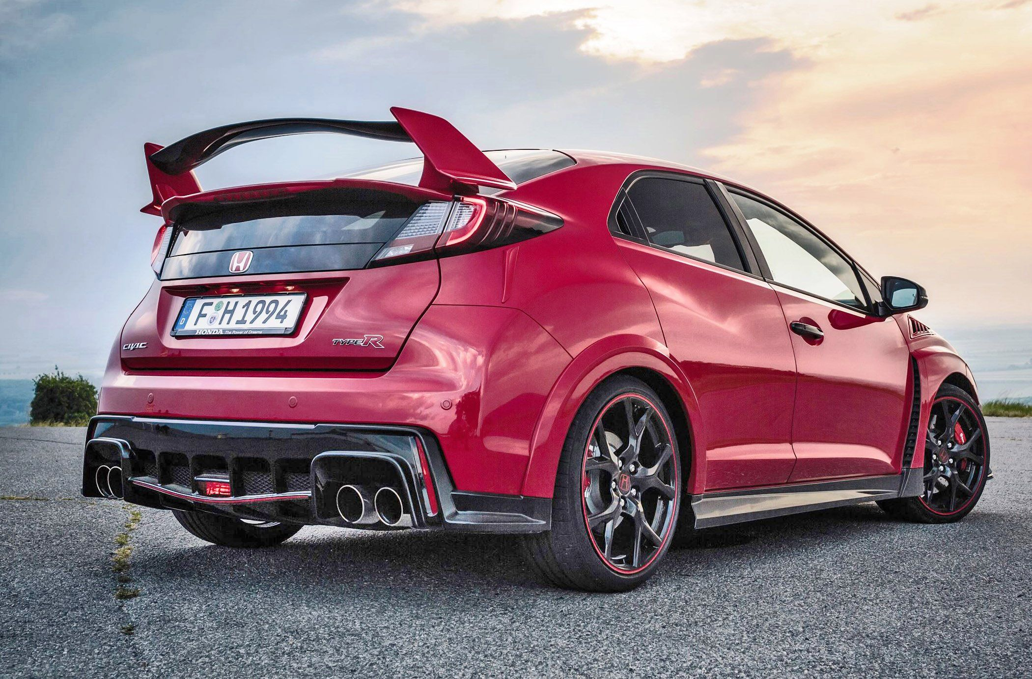 2015 Honda Civic Type R European Launch Gallery in 104