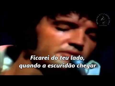 Elvis Presley Bridge Over Troubled Water Legendado Com