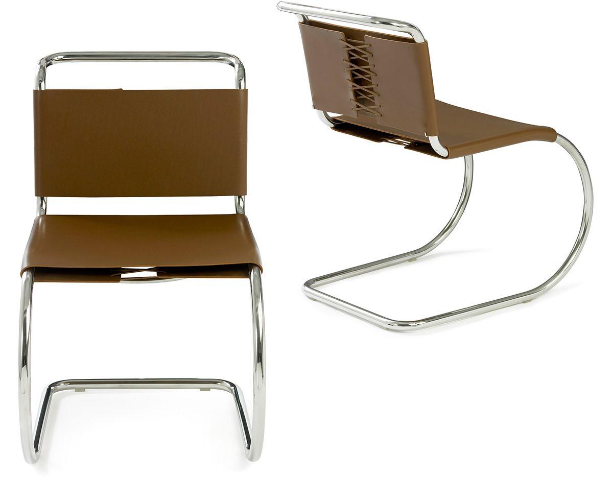 Knoll Sedie ~ Mr side chair ludwig mies van der rohe knoll 5.jpg 1200×936 ad