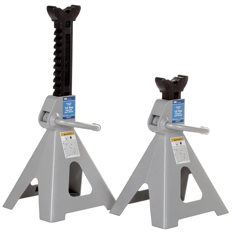 Otc 1784d Stinger Jack Stand Pair Automotive Jack Stands Bar Stool Chairs Outdoor Patio Umbrellas
