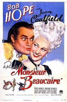 Download Monsieur Beaucaire Full-Movie Free