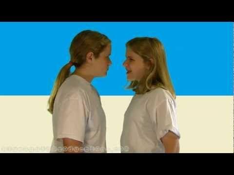 ▷ David and Goliath - A Bible Rap (Blue Bologna Music Video