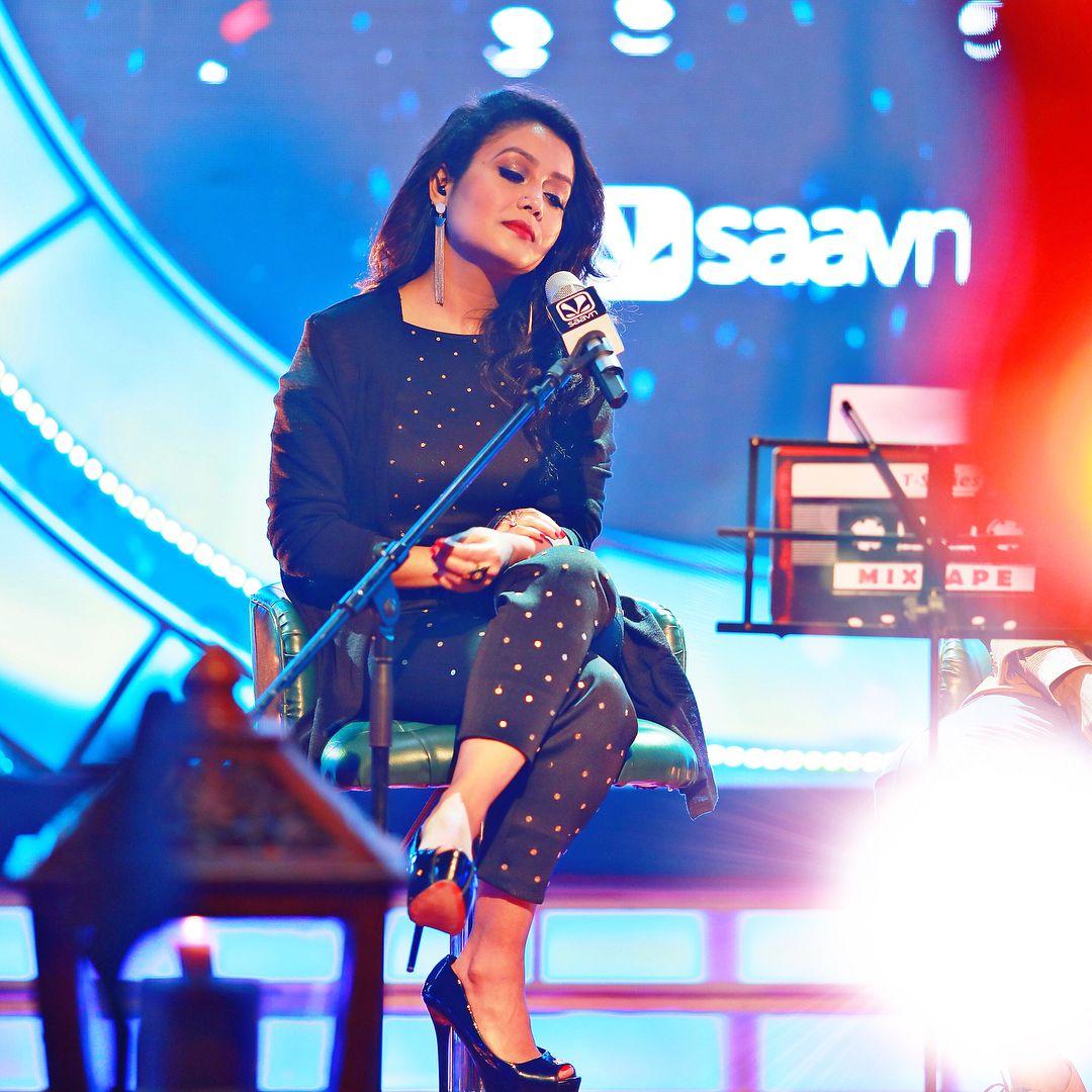 TseriesMixtape 's First Song Kabira/Naina by Me ☺️ Neha