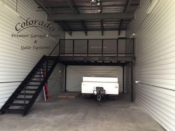 Custom Steel Garage Loft Garage Loft Garage Construction