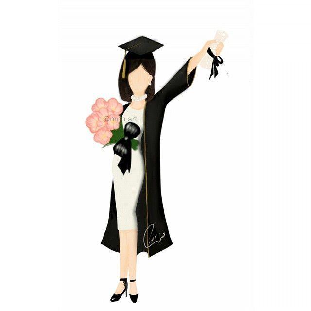 Graduation Girl Graduation Girl Graduation Wallpaper Diy Graduation Cap