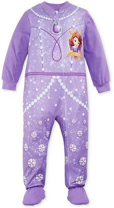 345be7c23 Sofia the First Toddler Girls  Footed Pajamas