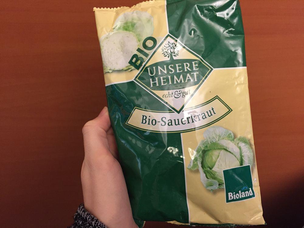 Das Sauerkraut gefällt mir! | mytest.de Produkttests