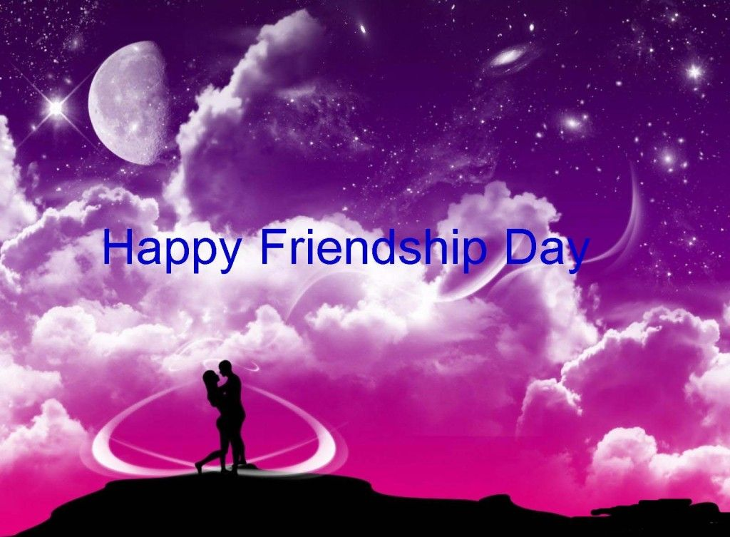 Friendship day romantic messages and love quotes. Happy friendship ...