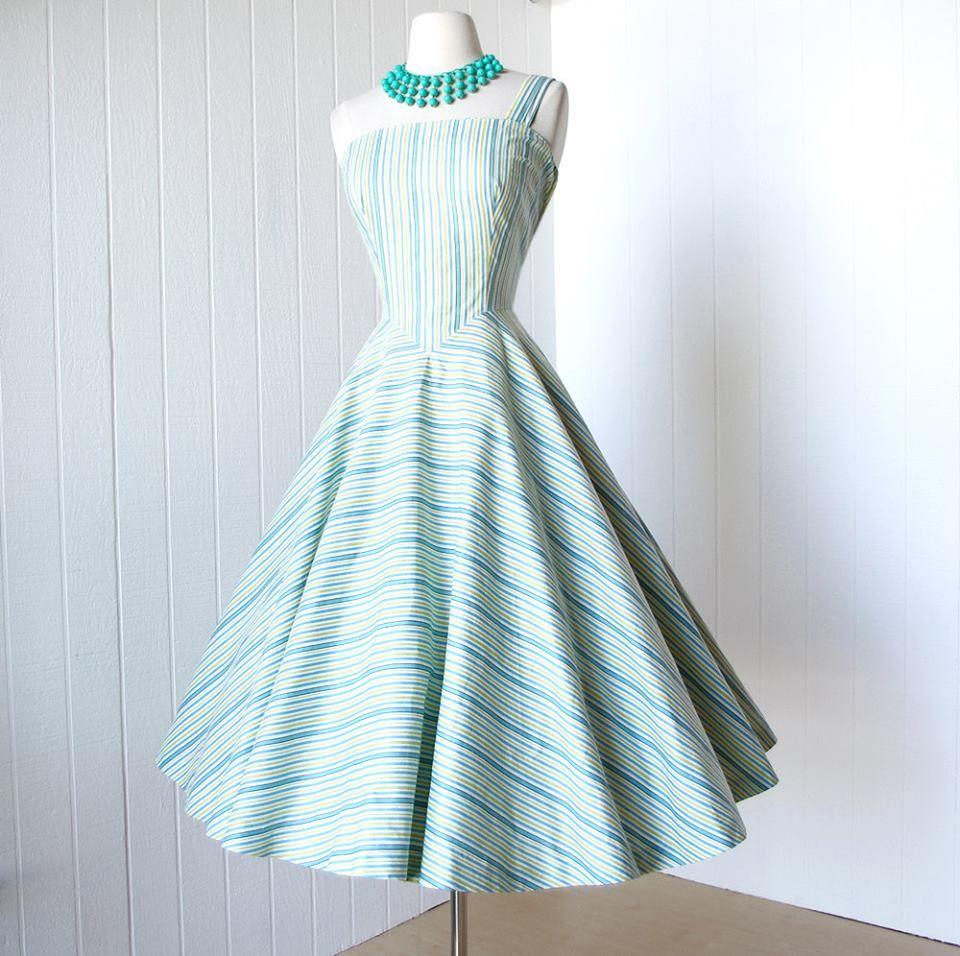 Summer dress vintage us clothing pinterest summer dresses