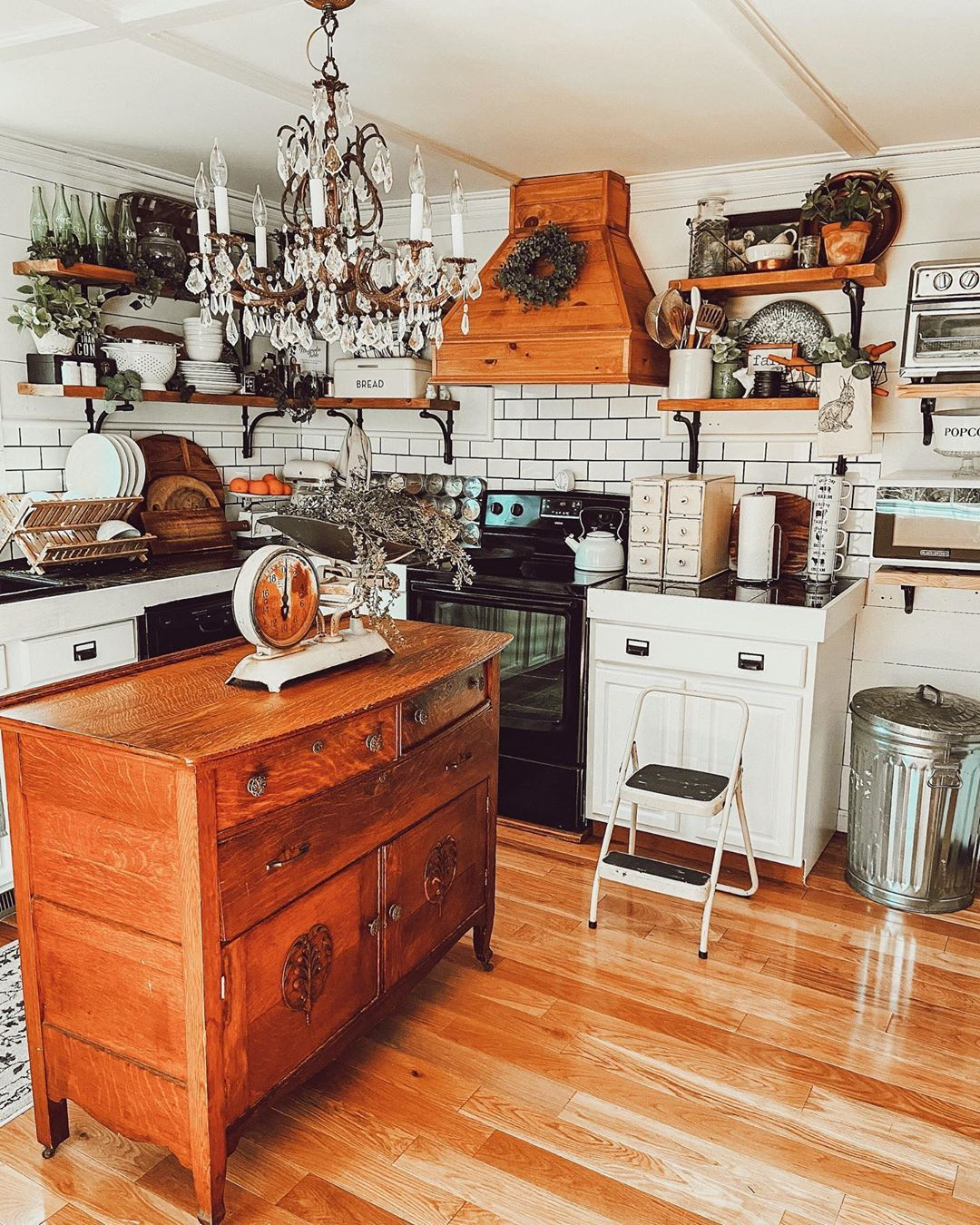Pin On Kitchen Eclectic