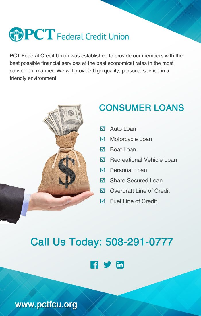 A Personal Loan Is A Type Of Loan That Helps To Meet Your Current Financial Needs It Provides You The Flexibi Federal Credit Union Credit Union Personal Loans