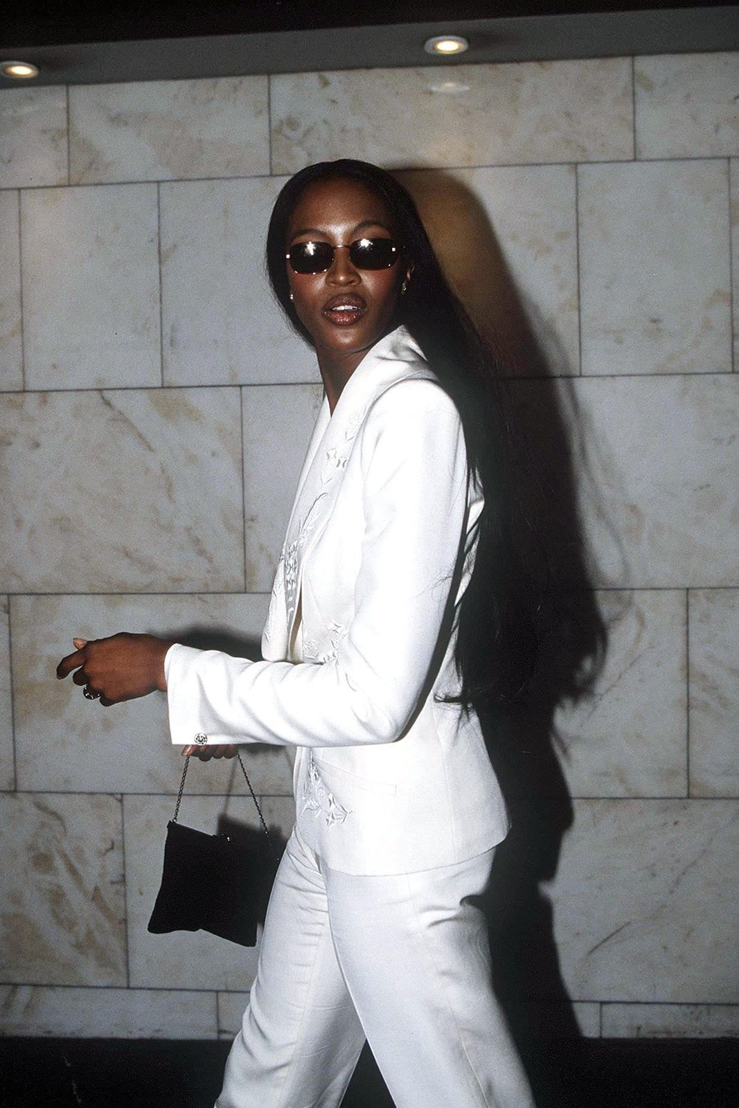 Before Model Off-Duty Style, There Was Naomi Campbell+ refinery29 e567a8f91ebe