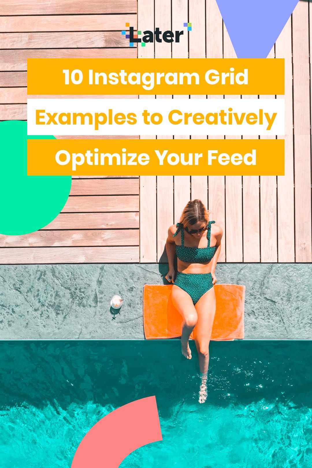 10 Instagram Grid Examples to Creatively Levelup Your