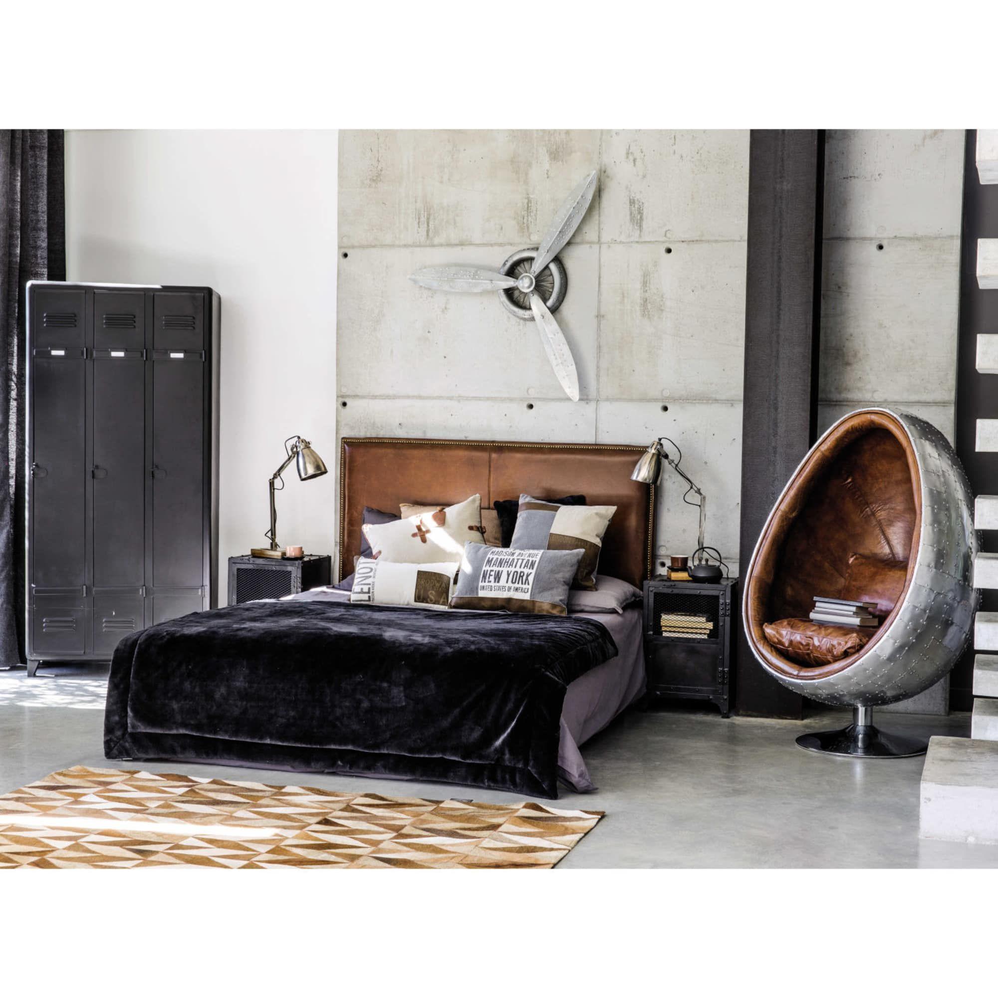 Helice Murale Aviation Vintage Industrial Decor Furniture Interior Design Bedroom