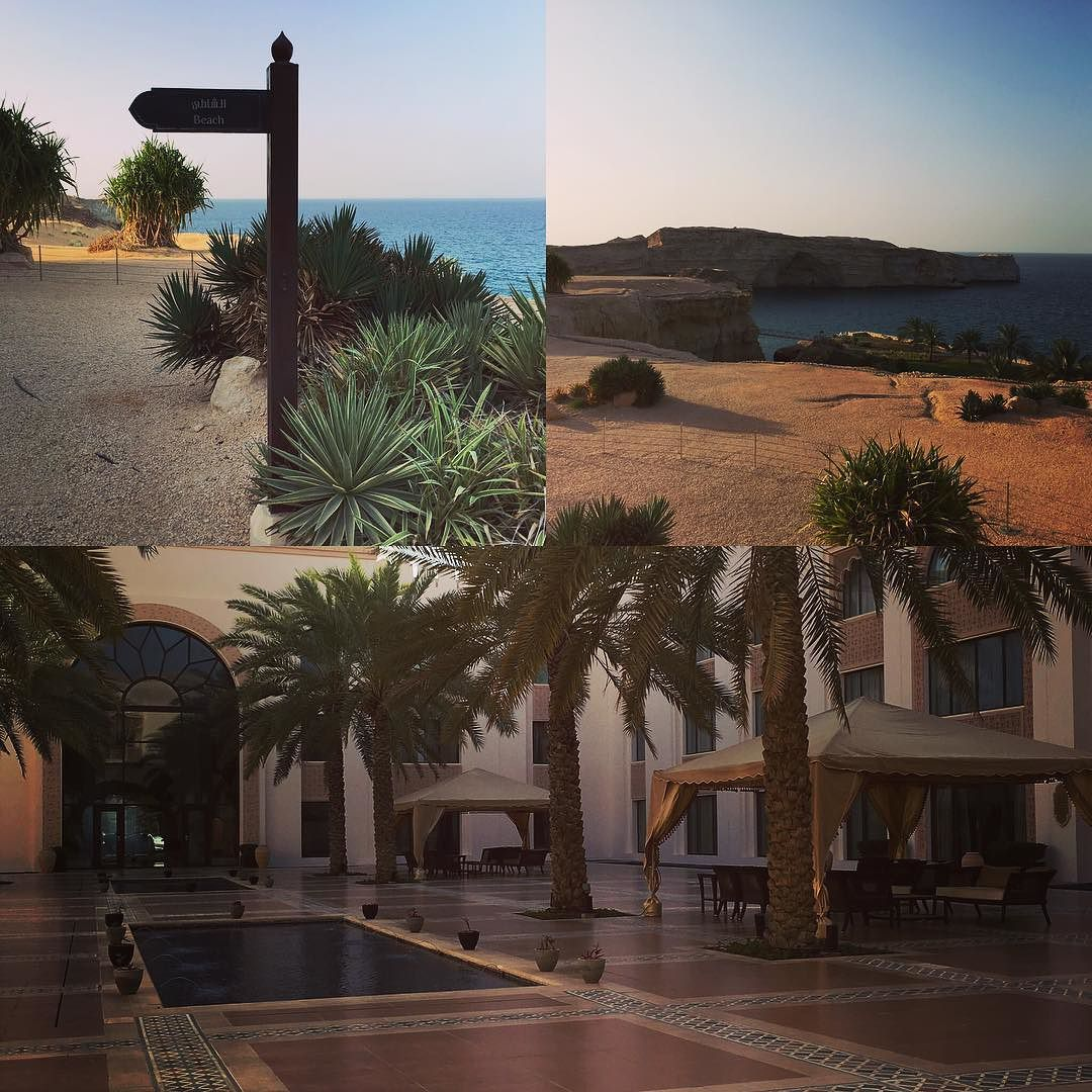 #nextstopbeach #shangrila #hotel #fivestarhotel #oman #shangrilaalhusnresort #seaview #beachfront #privatebeach #nomasstourism #relaxtime #goodlife #holiday #nature #landscape #picsoftheday #picturesoftheday #enjoylife by mr_gooodlife